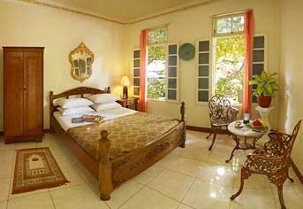 The Mutiara Guest House, doble roomse rooms